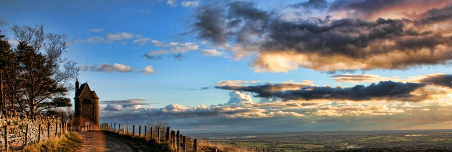 View Point at Rivington Pike